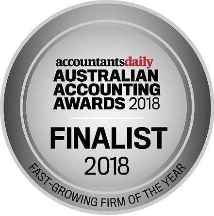accounting tax award 2018